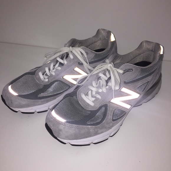 cheap for discount 3ac85 a65ab New Balance NB 990V4 Running Shoes Sneakers